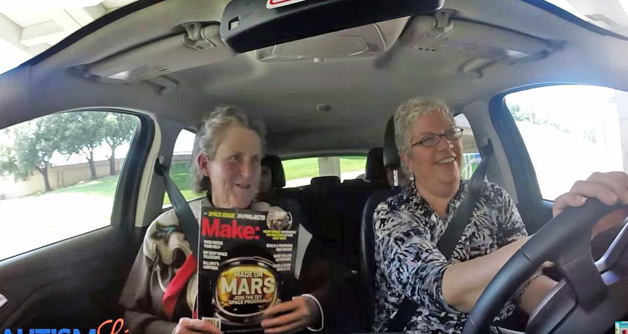 Autism Activist Temple Grandin Says Kids on the Spectrum Should Read Make:
