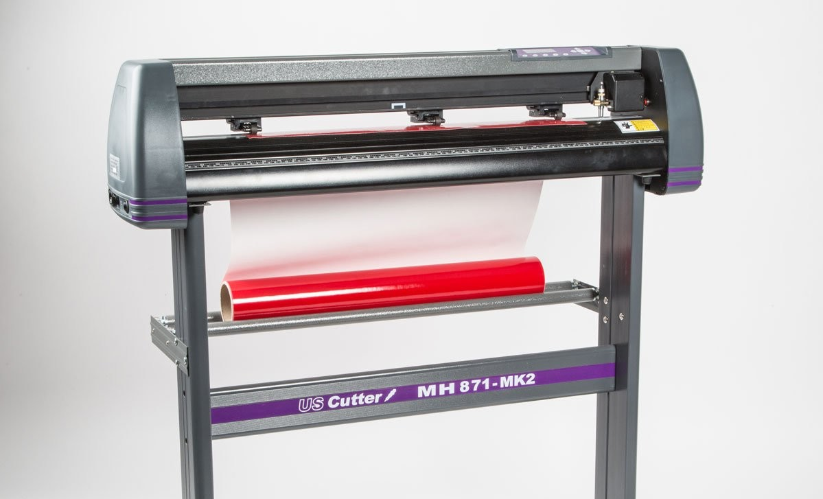 Review: USCutter's Bargain Roll-Feed Vinyl Cutter