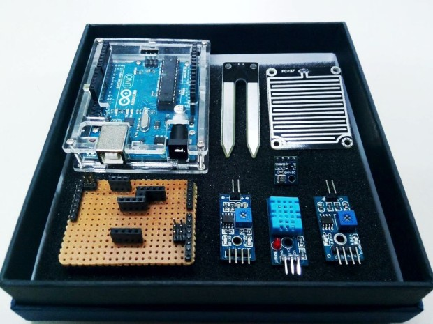 Build Your Own Arduino Weather Station Make