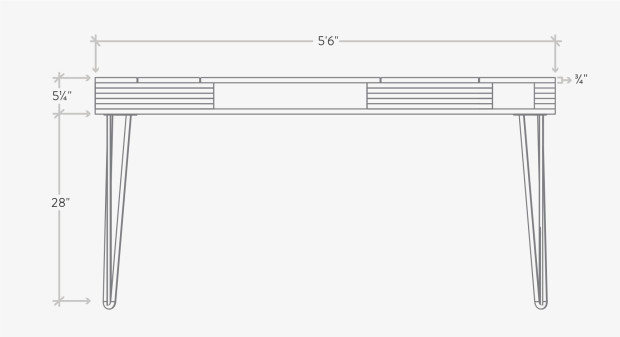 HMM flip desk diagram 3