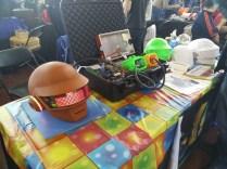 DIY Daft Punk helmets using 3D printing and Arduino.