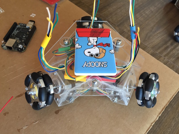 Snoopy USB Battery Pack