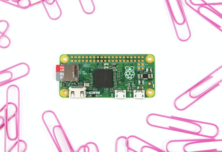 Raspberry Pi Announces  Computer: Model Zero
