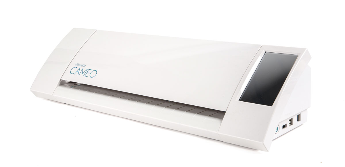 Review silhouette cameo is a desktop vinyl cutter that 39 s for Craft vinyl cutter reviews