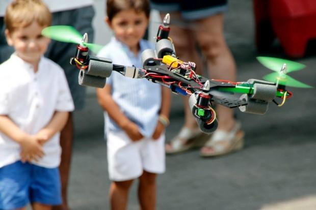 mfb drone kids