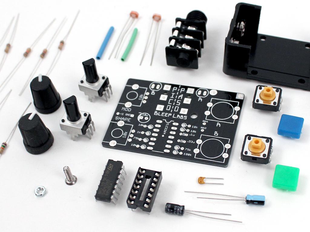 Pico Paso Kit Parts