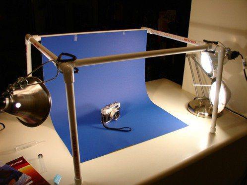 PVC Light Box/Light Tent