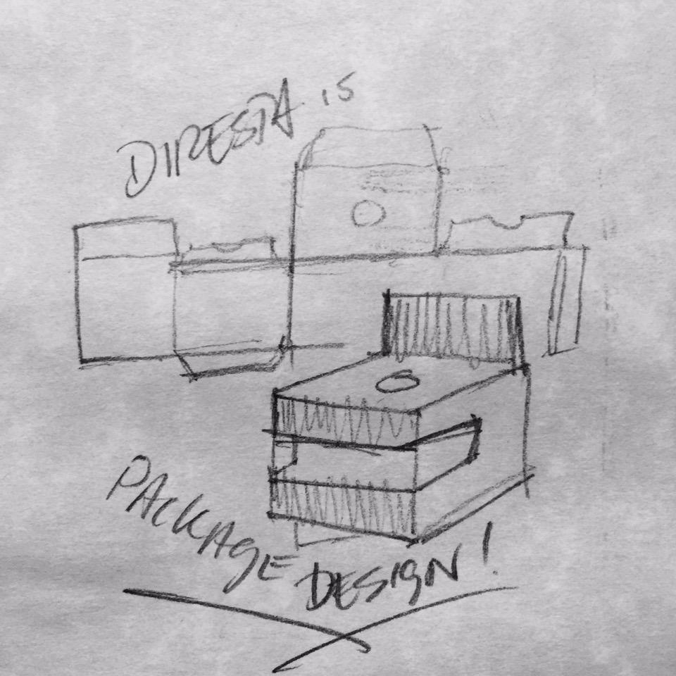 DiResta: Package Design