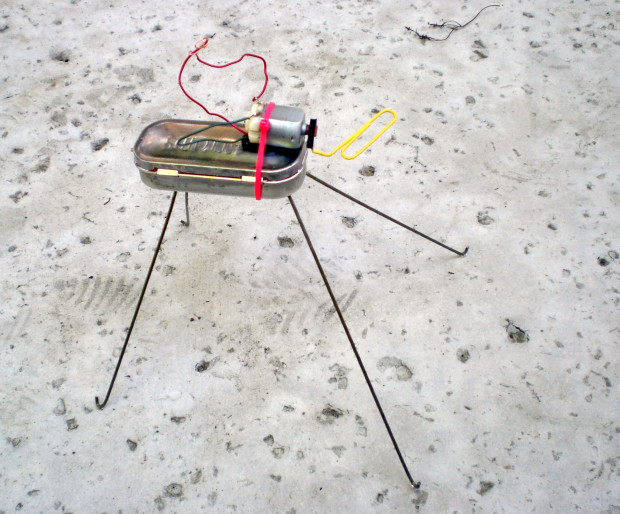 vibrobots