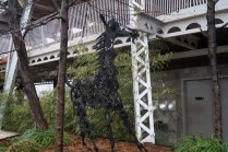 Gear horse