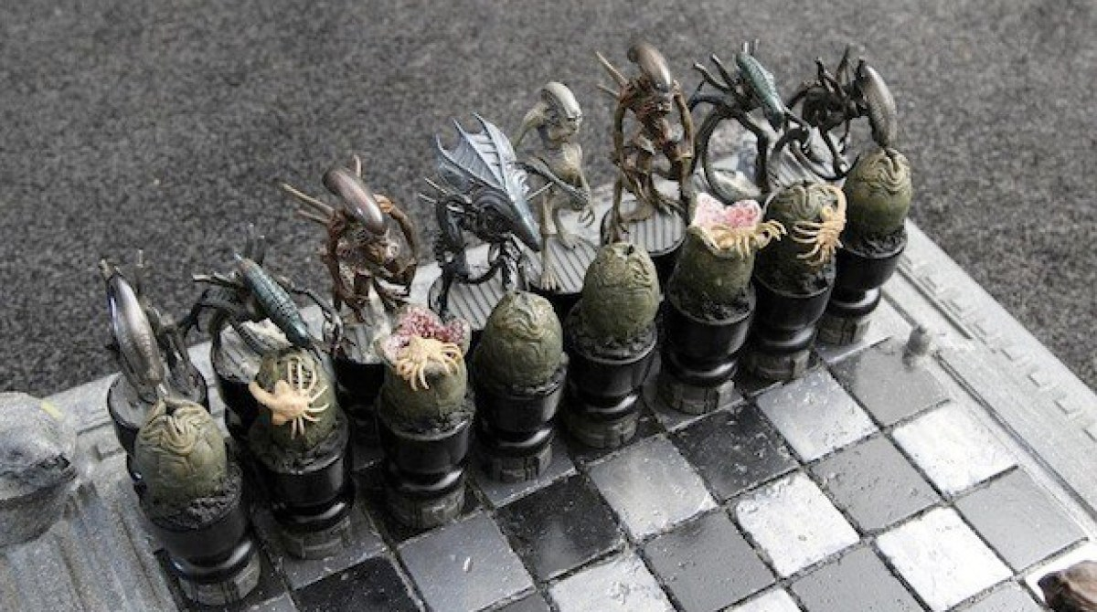 projects ideas metal chess pieces. Article Featured Image Our Favorite DIY Chess Sets  Make