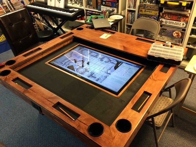 How to Build a High-End Gaming Table for as Little as 0