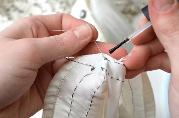 Sealing knots
