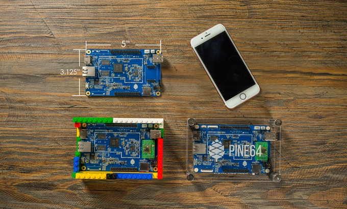 The  PINE64 Just Launched on Kickstarter, and it's Already Funded