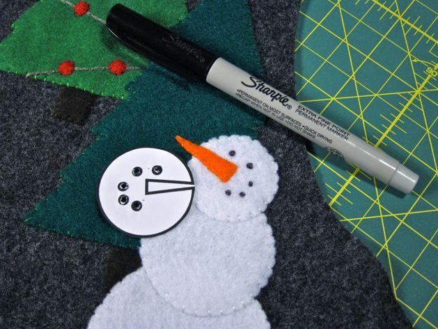 Snowman_Stocking_Step13