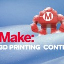 Contest: Design and 3D Print an Ornament, Win an Ultimaker!