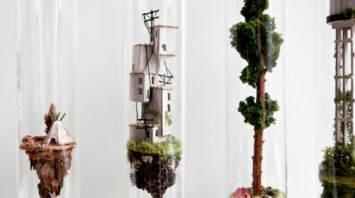 Get Lost in the Details of These Miniature Test-Tube Cities