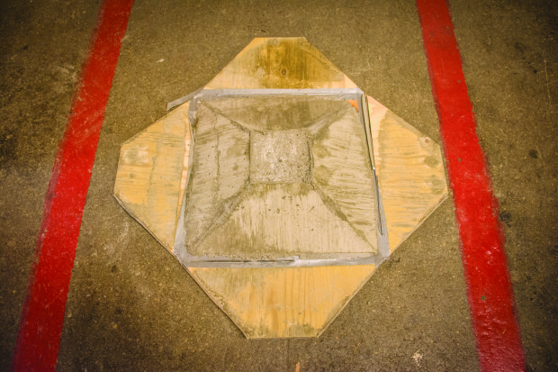 Build Custom Molds to Pour a Concrete Japanese Lantern | Make: