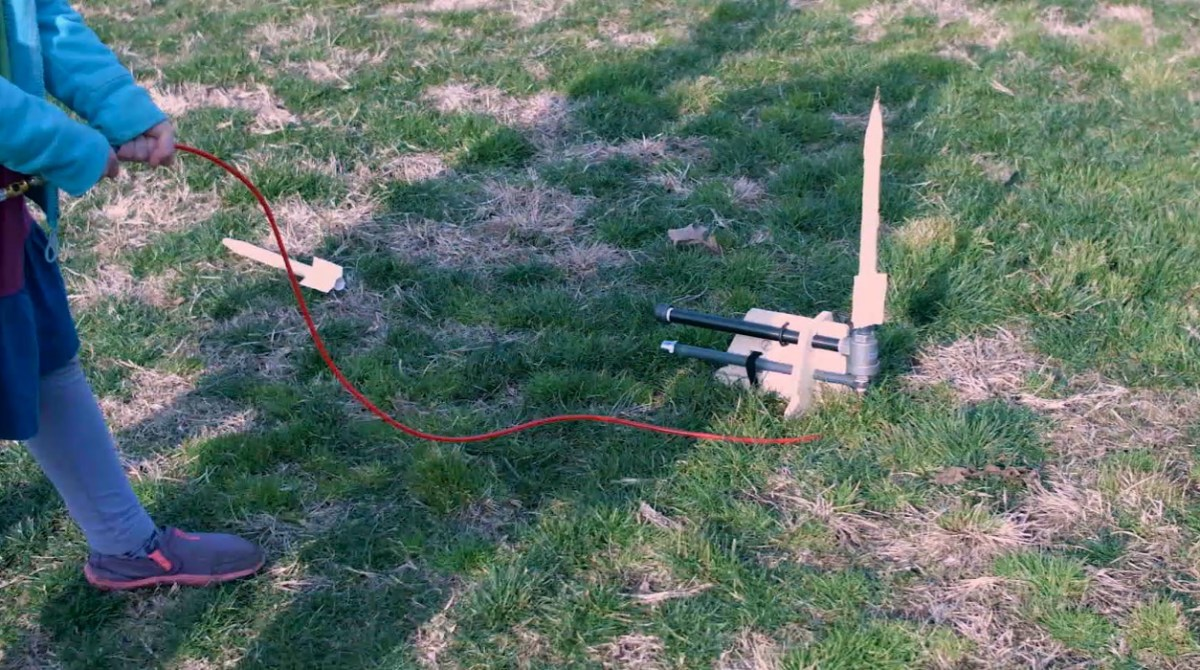 Watch His Rocket Project for Kids, with Help from Sprout by HP
