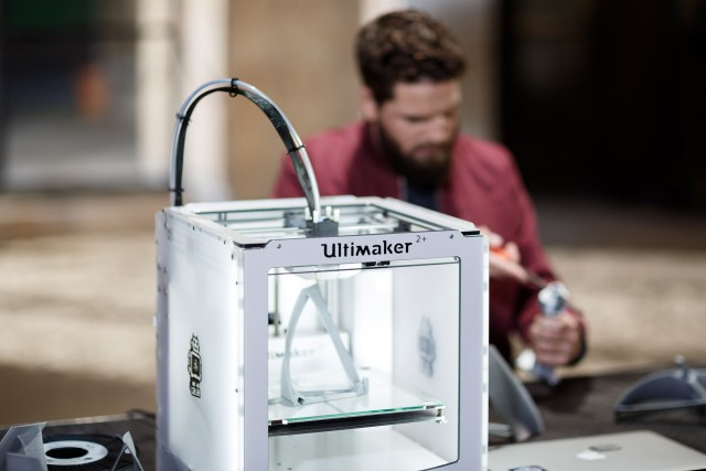 Ultimaker Unveils 2+ Line with Extruder Improvements