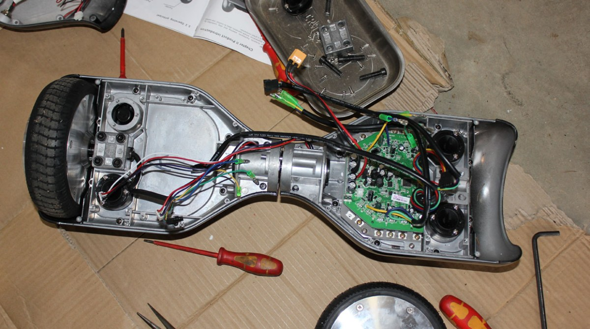 Dont Throw Out That Hoverboard Salvage The Parts Make Well Brushless Motor Controller As Electric Wiring Diagram Article Featured Image