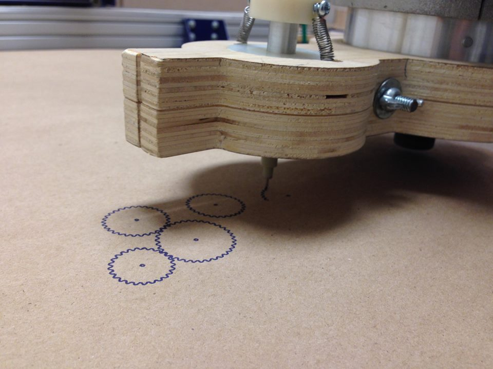 Turning Your CNC Machine into a Pen Plotter