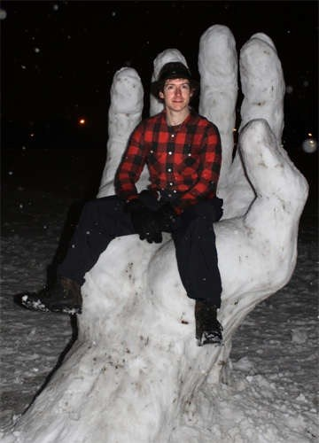 snowhand