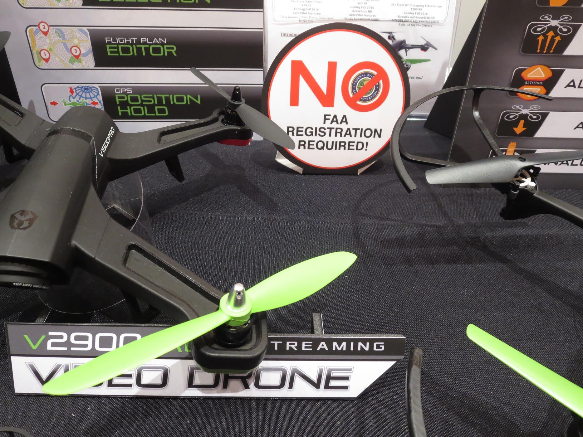 FAA: Over 181,000 Of You Have Registered Your Drones So Far