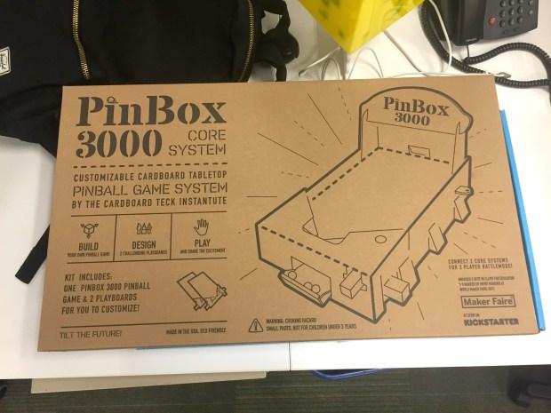 Pinbox 3000 (package)