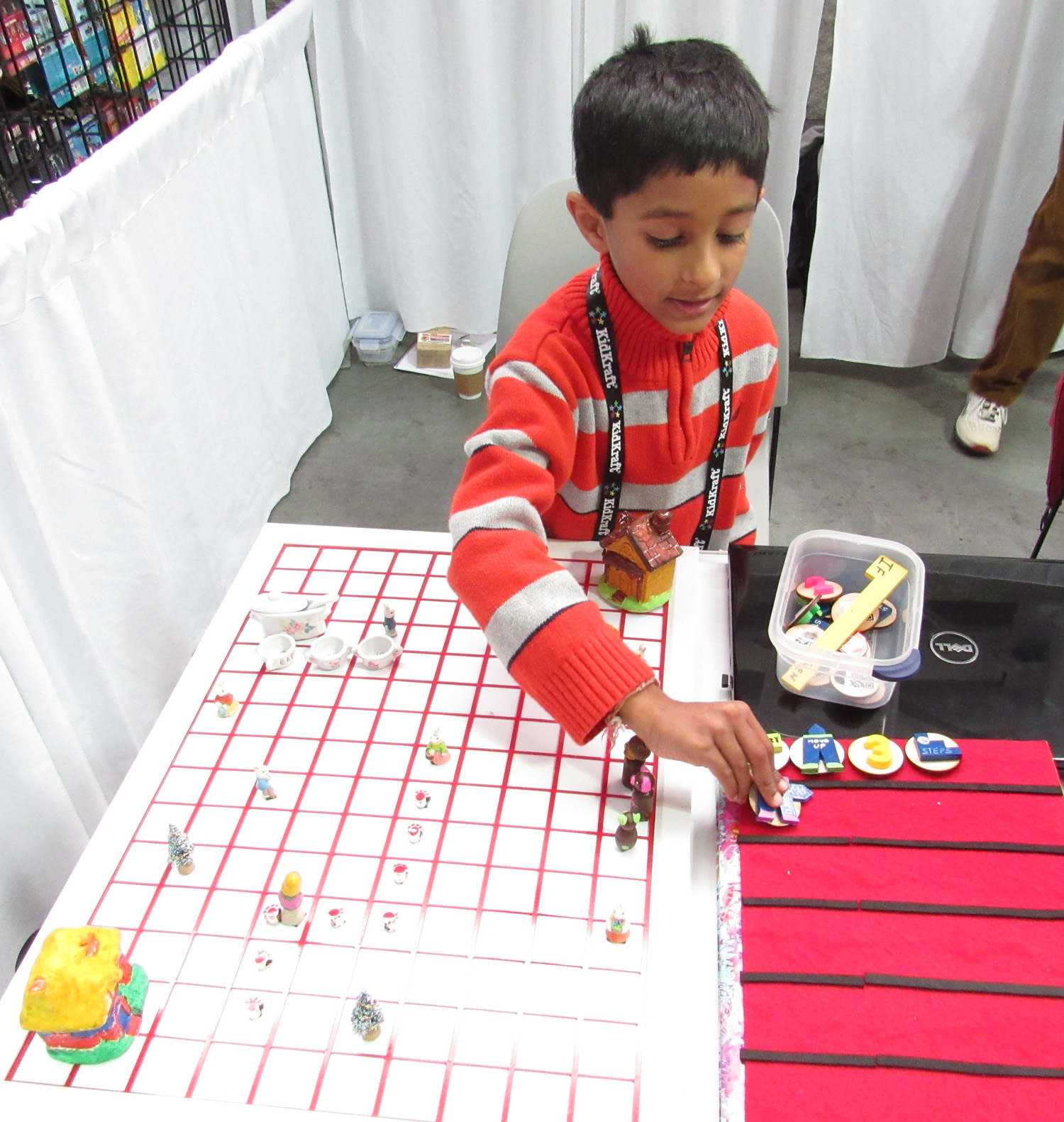 Young Makers Show Off Their Creations at New York Toy Fair