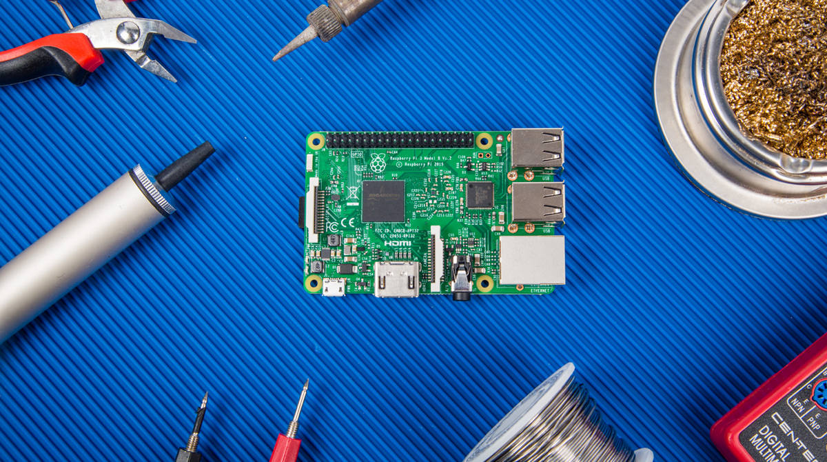 The New Raspberry Pi 3 — With Wi-Fi and Bluetooth | Make: