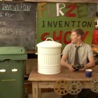 RC Garbage Bin