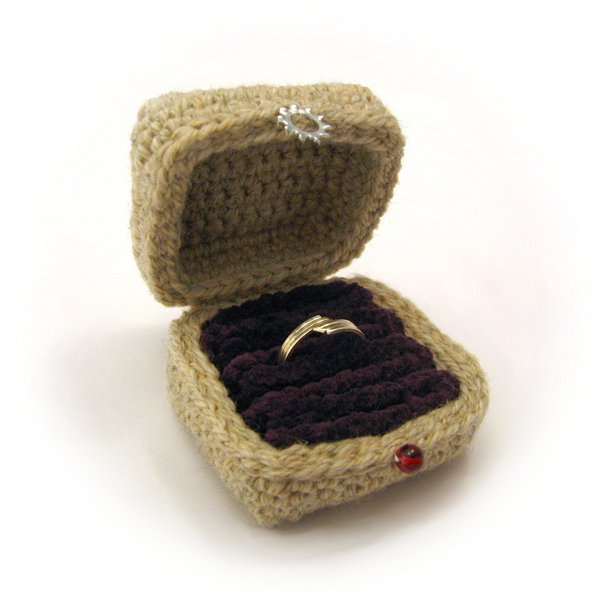 how to make ring box