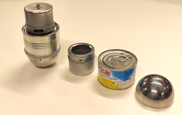 Cans for materials