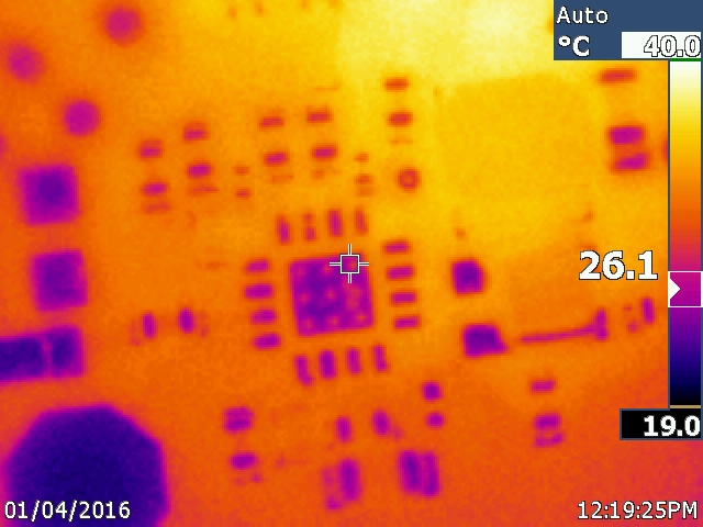 Troubleshoot Circuitry with DIY Magnified Thermal Imaging