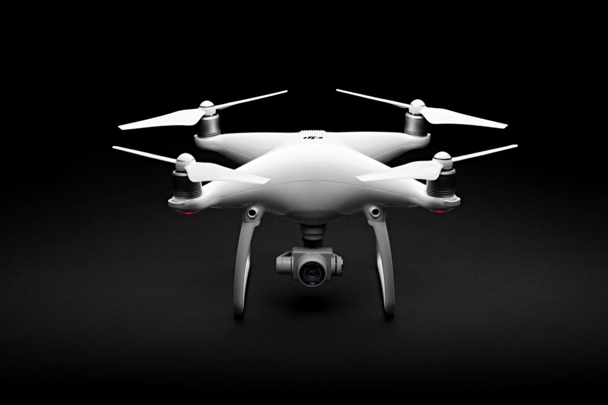 DJI Phantom 4: Finally an Obstacle-Avoiding, Object-Tracking Quadcopter