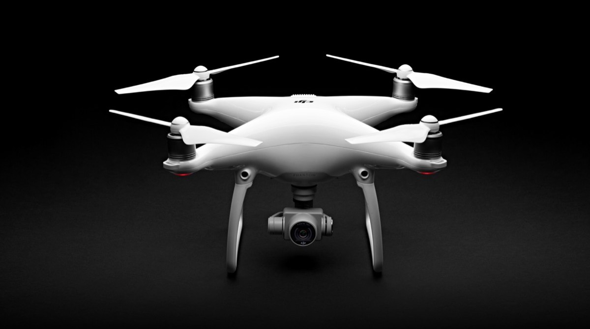 DJI Phantom 4: Finally an Obstacle-Avoiding Drone | Make: