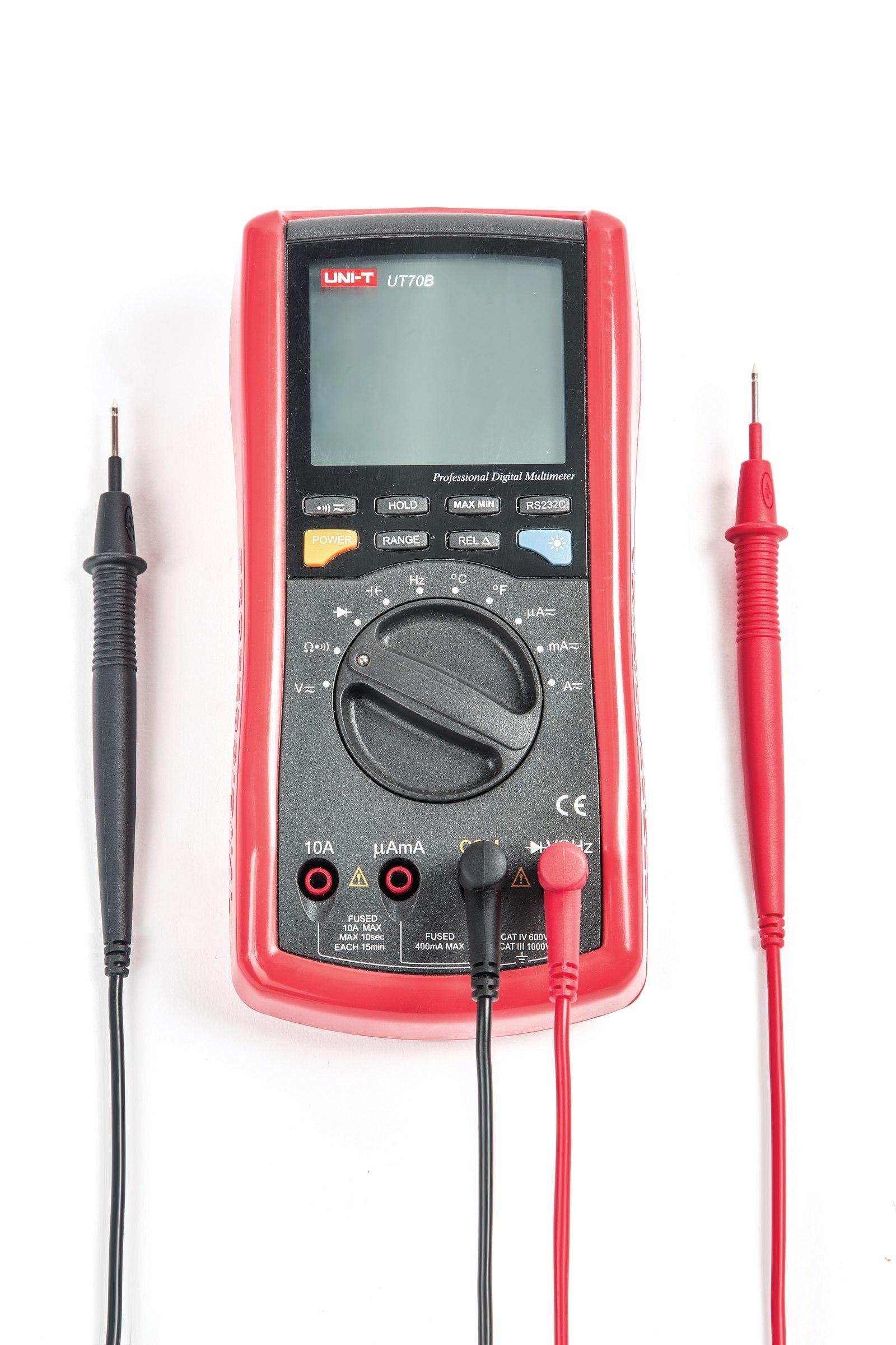 Multimeter Basics: Measuring Voltage, Resistance, and Current