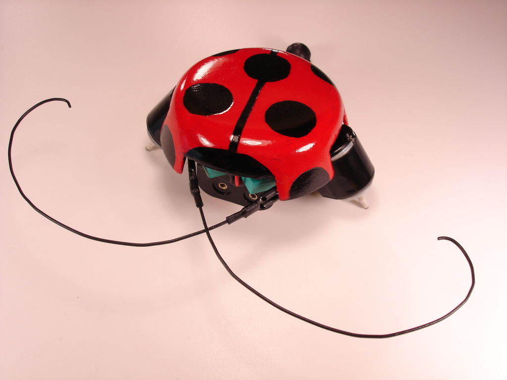 Revisiting the Beetlebot, a Bot with No Brains but Lots of Spirit