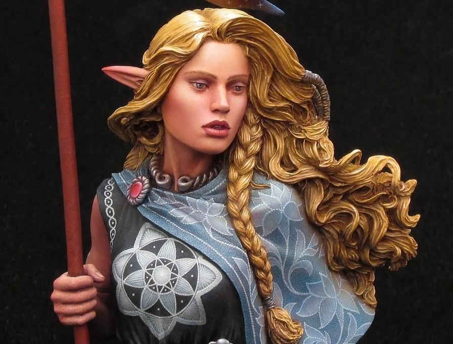 Gamer Paints Mind-Boggling Homage to Warhammer Fantasy