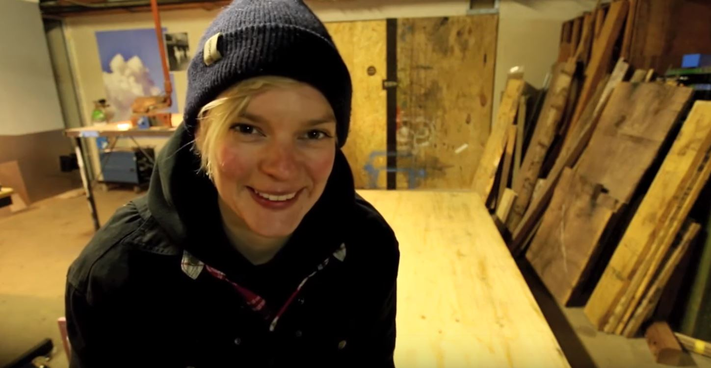 Weekend Watch: Laura Kampf Brings Artistry and Workshopping Together