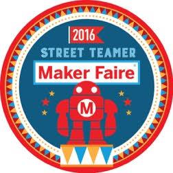 This year's street team sticker
