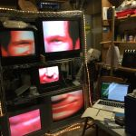 """The Raspberry-Pi Powered """"Wizard Wall"""" Dissects and Projects Your Face"""