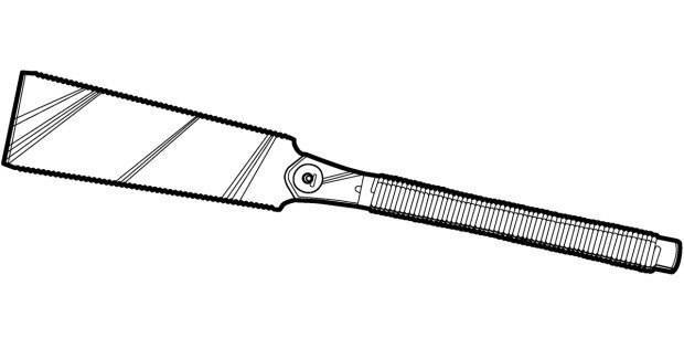 Japanese-saw