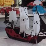 Pirate ship. Photo by Andrew Terranova