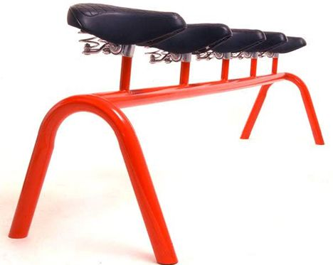 bikestool-bench