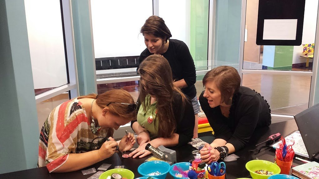 Become a Maker-in-Residence this Summer with Maker Corps