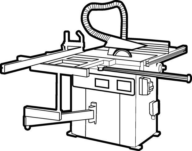 hack  jig  miter  and cope  10 types of saws and their uses