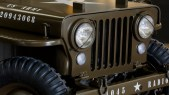 This drivable 1952 Willys Army Jeep was 3D printed at Oak Ridge National Laboratory. Photo by Oak Ridge National Laboratory