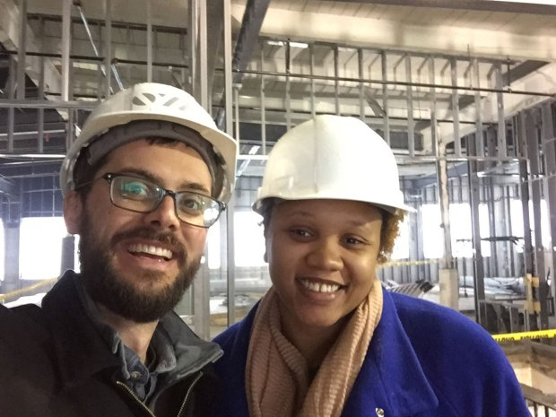 2Boy-Scouts-of-America-Baltimore-Area-Council-visit-with-Taadie-Robinson-and-Open-Works-general-manager-Will-Holman.-Photo-by-Will-Holman